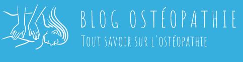 Blog ostéopathie